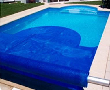 Coberturas para piscinas en c ceres ceres pool piscinas for Burbuja piscina